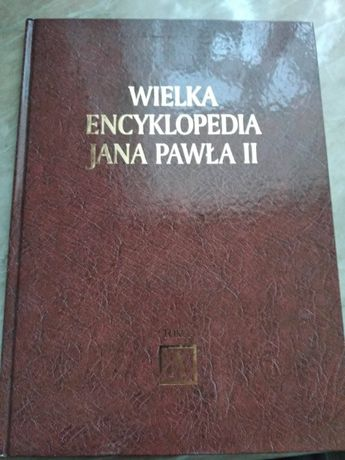 Wielka encyklopedia Jana Pawła II
