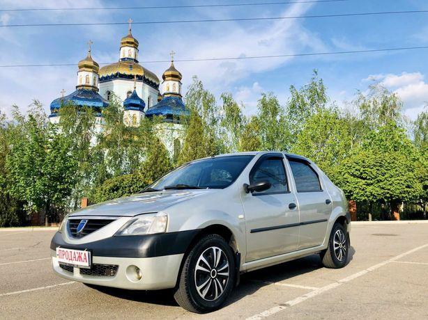 Авто Dacia Logan 1.6 бензин обмен, [Рассрочка, взнос от 25%]