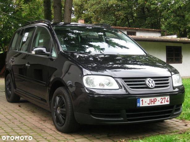 Volkswagen Touran 1.9 TDI 6 biegów Wersja 7 osobowa