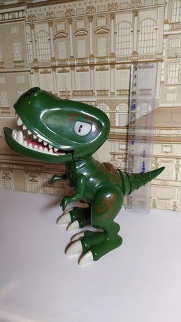 Интерактивный Робот-динозавр Zoomer Paszczak 20 см