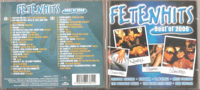 Feten-Hits Best of 2006 - Składanka 2cd 2006 Universal Pro7 Germany