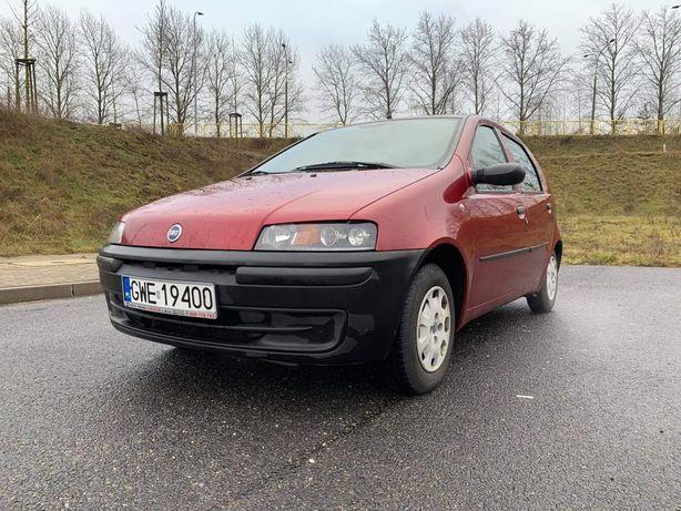Fiat Punto 2 2000r. 1.2benzyna+gaz