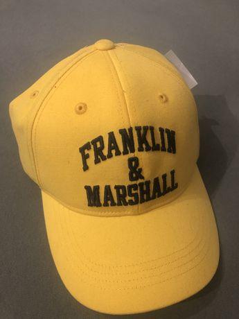 Czapka z daszkiem franklin & marshall