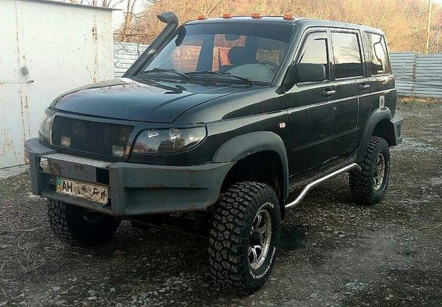 Продается вездеход УАЗ Патриот