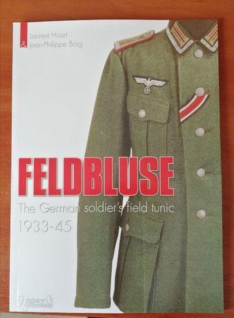 Полевые мундиры немецкой армии 1933-1945.
