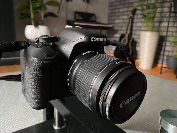 Canon EOS 600D + akcesoria