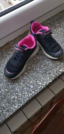 Sneakersy dziewczęce Kangaroo