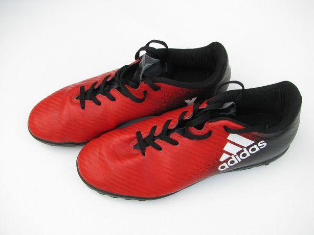 Adidas, turfy, jak nowe, 36