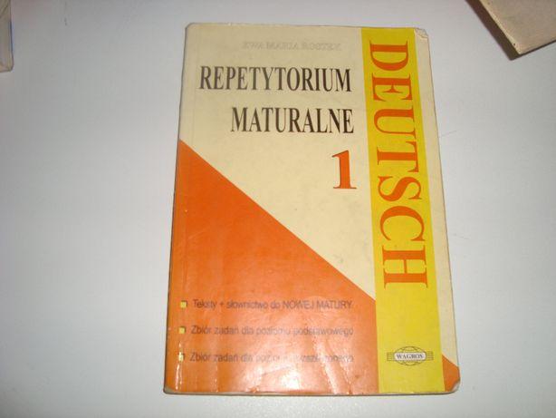 Deutsch Repetytorium Maturalne cz I