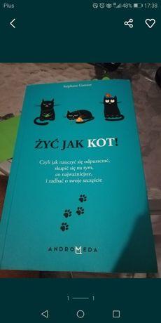 Książka Żyć jak kot