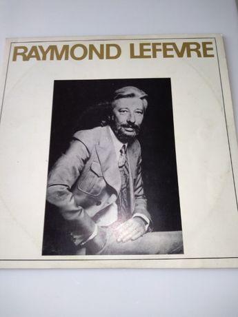 Disco de vinil de Raymond Lefevre, 1973