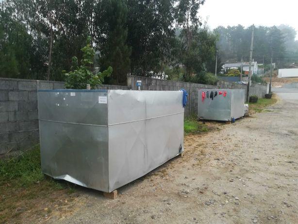 Tanque 5000 L INOX 316L