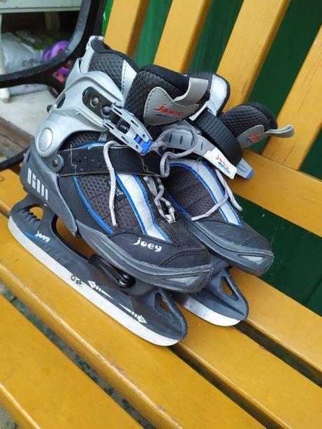 Sprzedam łyżwy regulowane roz 34-36