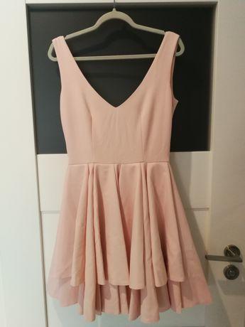 Sukienka Pretty Women XS pudrowy róż