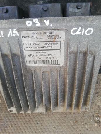 Komputer Renault 1 5 DCI
