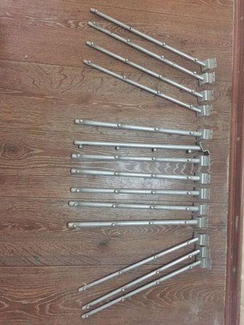 Флейты, крючки на экономпанель 150 руб