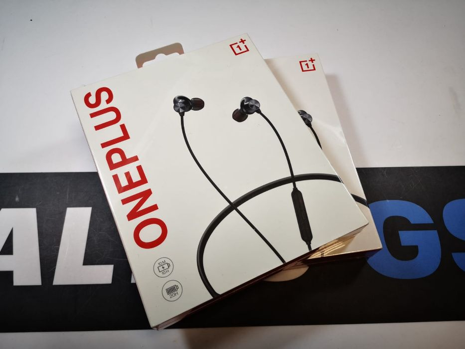 Sklep nowe słuchawki bezprzewosowe Oneplus Bullets Wireless Z Gdańsk - image 1