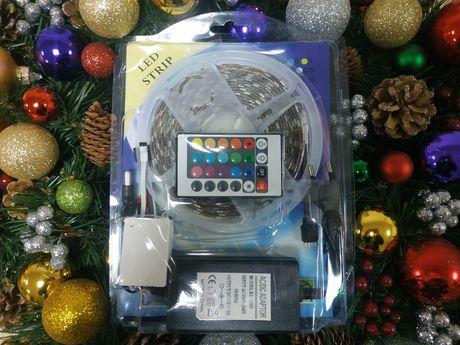 Светодиодная лента SMD 5050 комплект