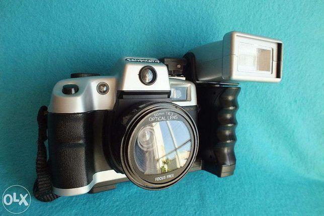 Kolekcjonerski stary aparat Canomatic Zadbany i sprawny! Cały zestaw!