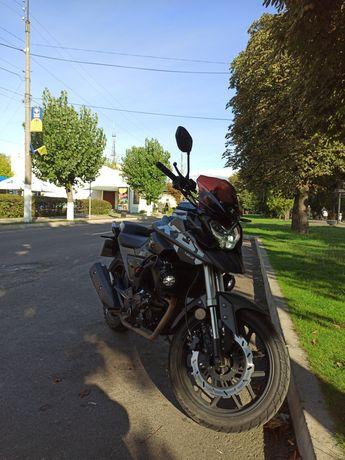 Мотоцикл Lifan KPT 200-10L