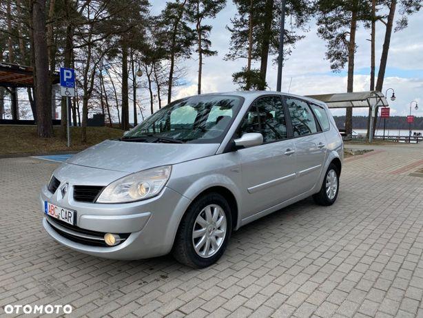 Renault Scenic NIEZAWODNY VAN Scenic 2.0 Benzyna 134 KM Komfort i Wygoda