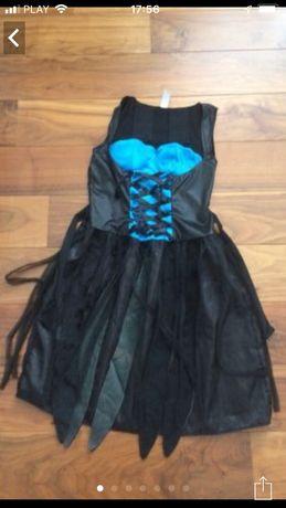 Sukienka przebranie bawarskie królewny