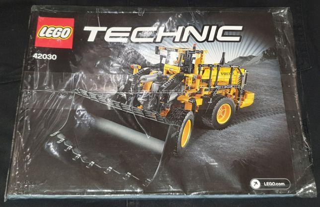 LEGO TECHNIC 42030 oryginalna instrukcja nowa