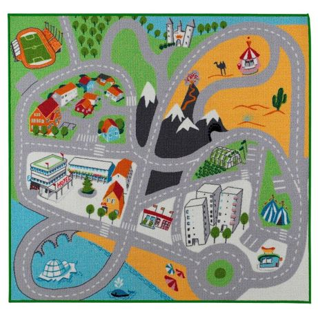 Волшебный детский ковер Lekplats от Икеа IKEA. Лучший выбор В наличии!