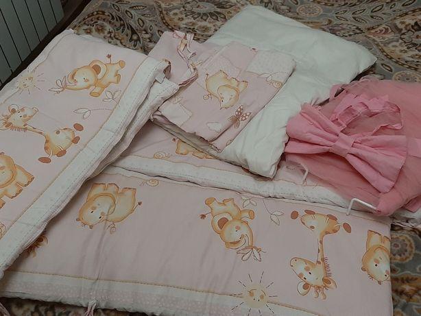 Защита на детскую кроватку (Piccolino)