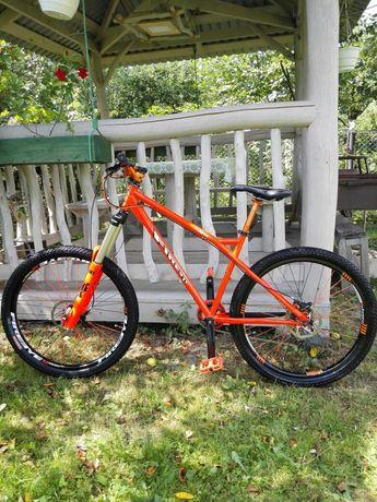 Велосипед кастом Fireeye, Guide, Durolux, Shimano Zee, Novatec