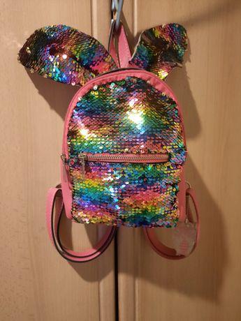 Рюкзак детский (пенал в подарок), сумка детская, школьный пенал