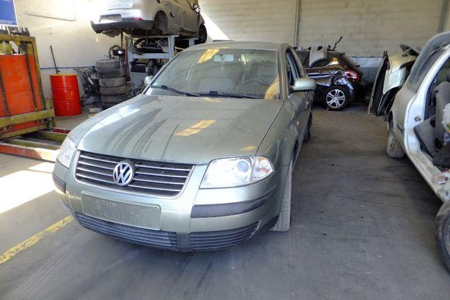 Volkswagen passat tdi 130 cv 2002