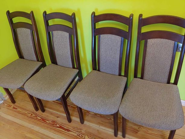 Krzesła Nowe, meble salonowe