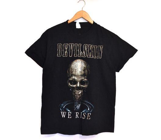 devil skin band футболка мерч рок группы
