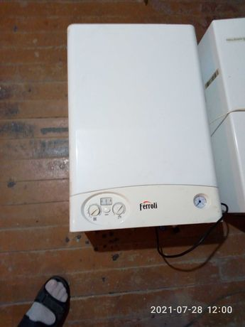 Ferroli Domicompact F24 только отопление