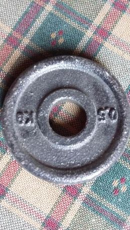 Ciężarki 0.5 kg