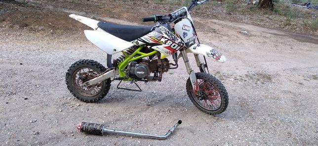 Vendo pitbike imr 140
