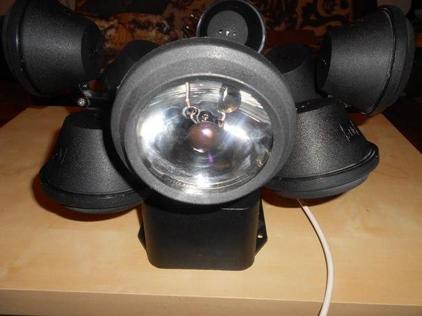 Efekty świetlne F.N. Light 8 reflektorków