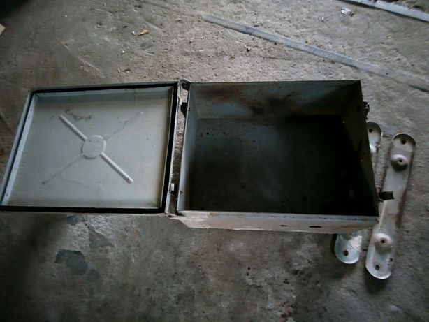 Ящик DOT на 3 фази