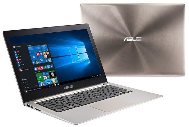 Ultrabook Asus Zenbook UX303U - i7 12gb ram 512gb ssd geforce 940m 2gb