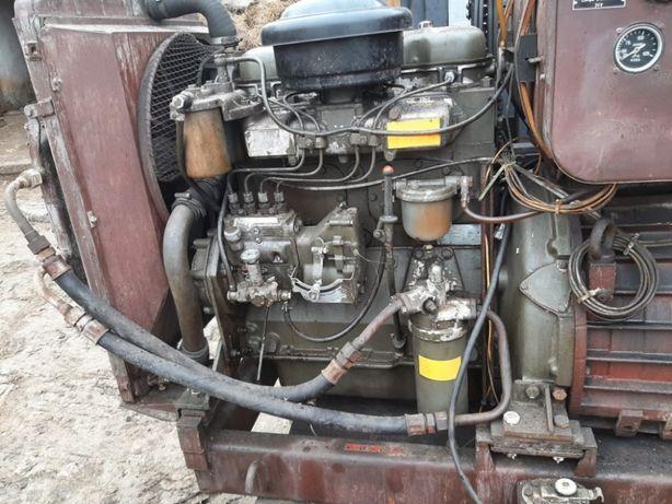 Agregat Prądotwórczy 20 kw 25 kva silnik Sw 266 Elmor Bezszczotkowy
