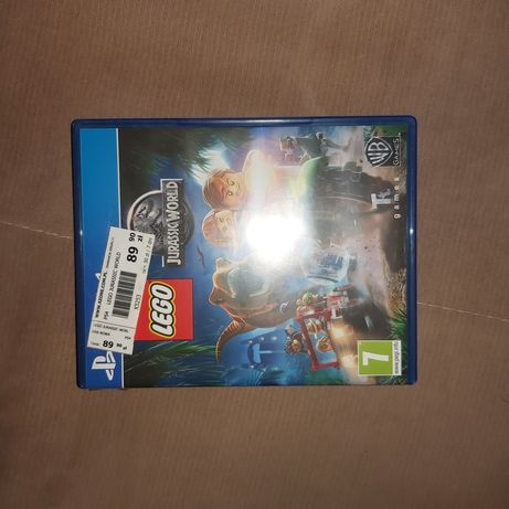 Gra ps4 jurassic Word lego