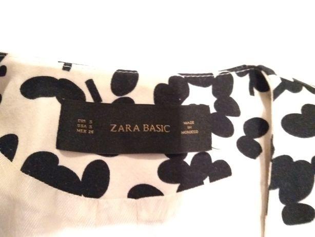 Elegancki żakiet Zara premium 36-38 S beżowy minimal