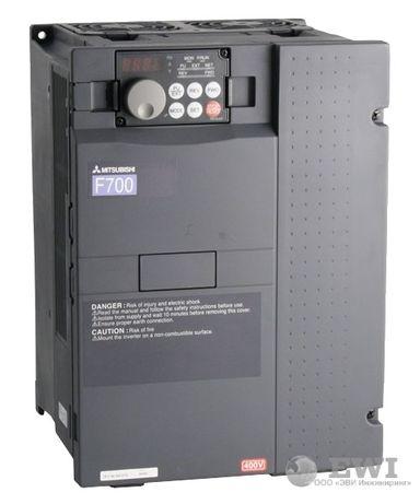 Продам частотник Mitsubishi Electric FR-F740-00380-EC 18,5 кВт 3