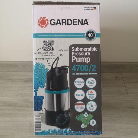 Pompa zanurzeniowo-ciśnieniowa Gardena 4700/2