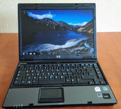 Laptop HP Intel C2D 2x2,0GHz 3GB Ram 250GB HDD Windows7 Wifi