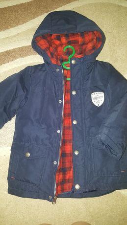 Весенная куртка Carter's демисезонная с подстежкой, 98-104 см, 3-4 г
