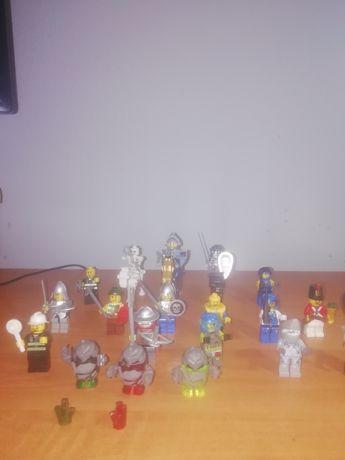 Klocki Lego 20 unikatowych figurek niedostępnych juz w sprzedaży