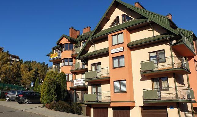 """Apartament """"Park Sportowy"""" w Krynicy-Zdroju - wolne terminy 2021"""