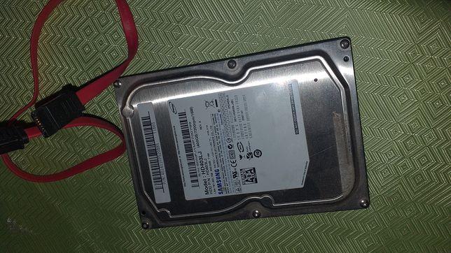 Жесткий диск Samsung 400GB